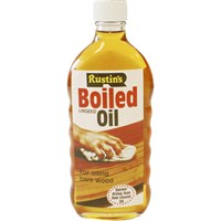 Rustins Boiled Linseed Oil