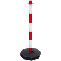 Sealey RWPB01 Red White Post and Base
