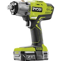 "Ryobi R18IW3 ONE+ 18v Cordless 1/4"" Drive Impact Wrench"