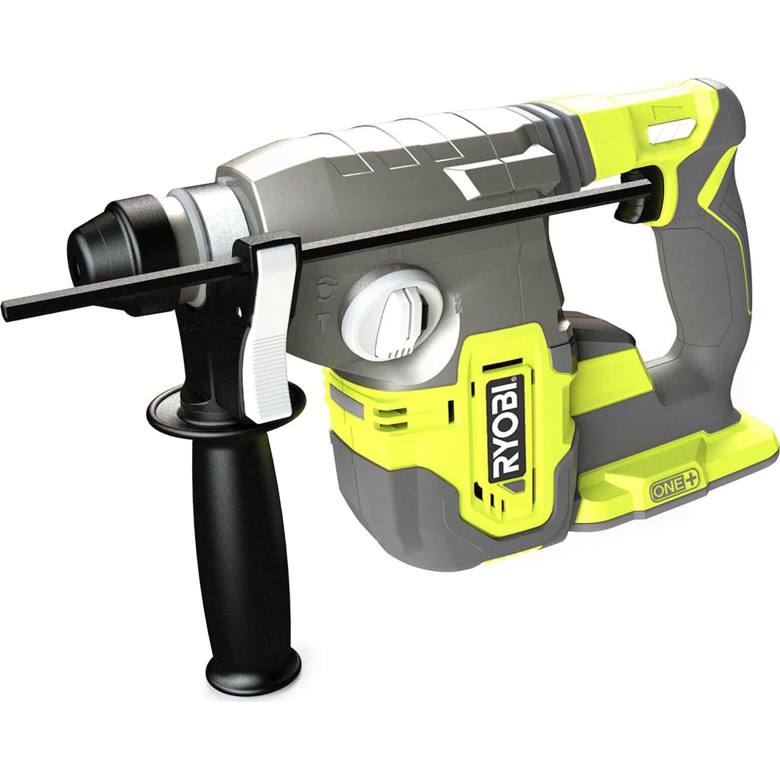 Ryobi R18sds7 One 18v Cordless Brushless Sds Plus Drill Sds Drills