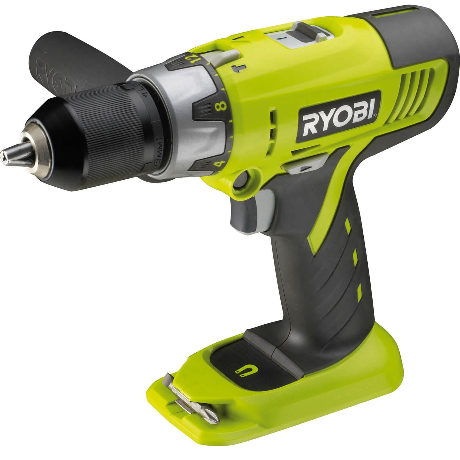 Ryobi LCDI1802M 18v Cordless Combi Drill No Batteries No Charger No Case