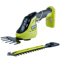 Ryobi OGS1822 ONE+ 18v Cordless 2 in 1 Grass Shear and Shrubber
