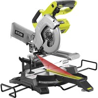 Ryobi R18MS216 ONE+ 18v Cordless Compound Sliding Mitre Saw 216mm