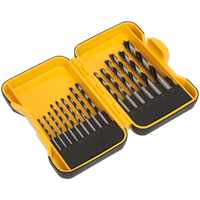 Siegen 15 Piece Wood Drill Bit Set