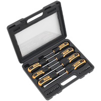 Siegen 21 Piece Magnetic Screwdriver Set