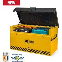 Van Vault XL Secure Tool Storage