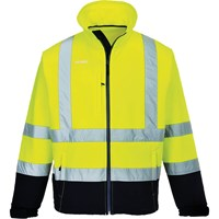 Portwest Fleece Lined Class 3 Hi Vis Jacket
