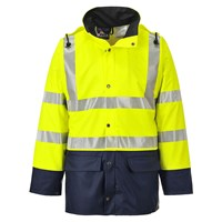 Sealtex Ultra Anti Fungal Hi Vis Jacket