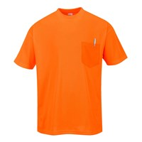 Portwest Day Vis Pocket T Shirt