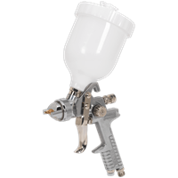 Sealey S641G Spray Gun Gravity Feed
