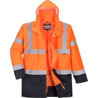 Essential 5 in 1 Hi Vis Jacket