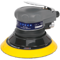 Sealey SA08 Palm Orbital Air Disc Sander 150mm