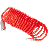 Sealey SA305 Quick Release Coiled Air Line Hose