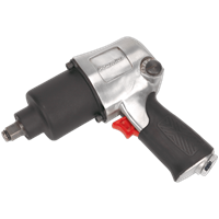 "Sealey SA602 Twin Hammer Air Impact  1/2"" Drive"