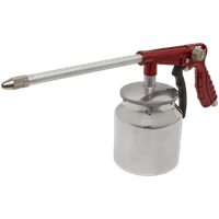 Sealey SA923 Paraffin Air Spray Gun Large Inlet