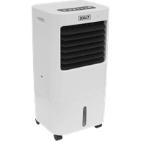 Sealey SAC13 Remote Control Air Cooler and Humidifier