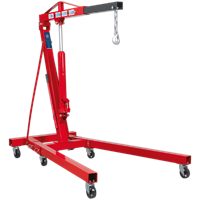 Sealey SC10 Yankee Folding Engin Crane
