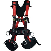 Scan Scaffolders 5 Point Fall Arrest Pro Harness