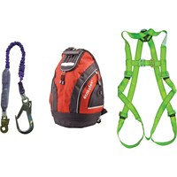 Scan Fall Arrest Scaffolders Safety Harness Kit