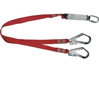Scan Fall Arrest Twin Lanyard