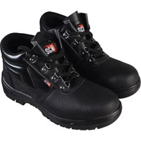 Scan Mens Dual Density Chukka Safety Boots