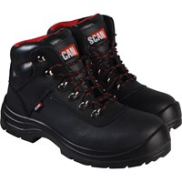 Scan Mens Serval Safety Boots