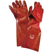 Scan PVC Long Gauntlet Glove