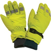 Scan Mens High Vis Gloves