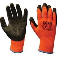 Scan Thermal Latex Coated Glove