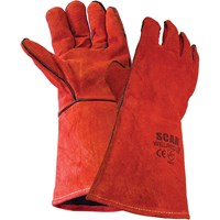 Scan Welders Gauntlet Gloves