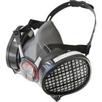 Scan Twin Half Mask Respirator