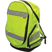 Scan Yellow Hi Vis Backpack