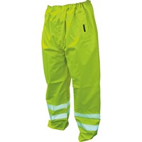 Scan High Vis Waterproof Motorway Trousers