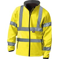 Scan Hi Vis Soft Shell Jacket