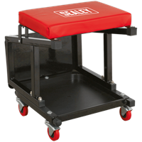 Sealey Mechanics Utility Seat and Step Stool