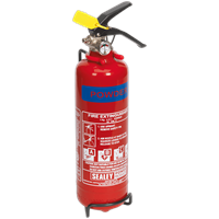 Sealey Dry Powder Fire Extinguisher