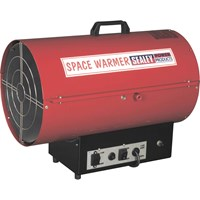 Sealey LP200 Propane Gas Space Heater