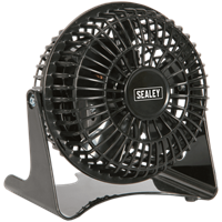 Sealey SFF04 Mini Desk Fan