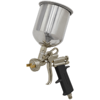 Sealey SG4 Gravity Feed Air Spray Gun