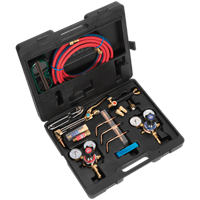 Sealey Oxyacetylene Welding and Cutting Tool Kit