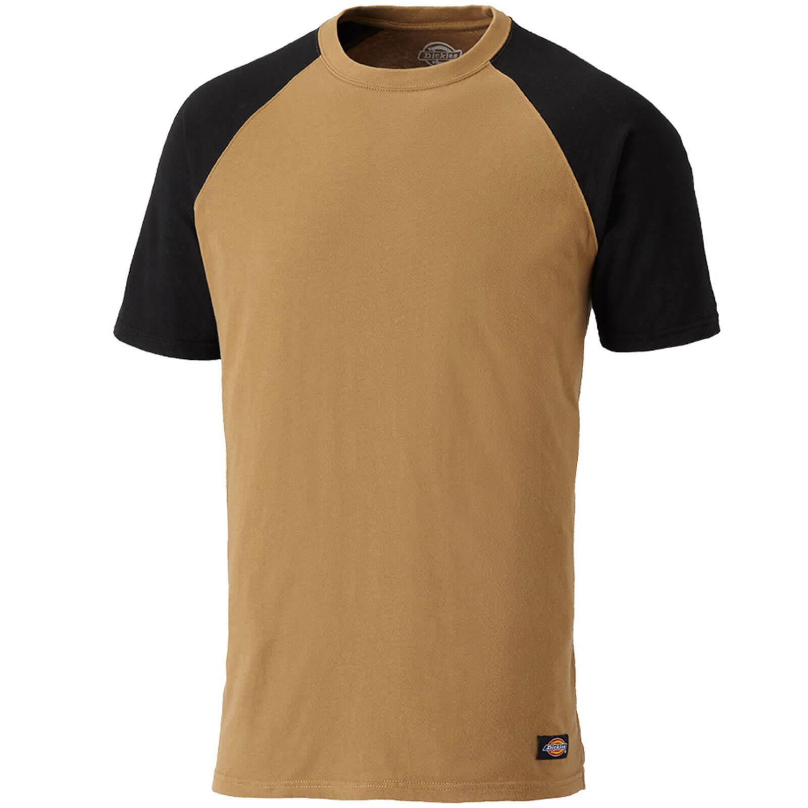 Dickies Mens Two Tone T-Shirt