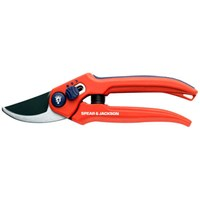 Spear and Jackson Razorsharp Advantage Adjustable Width Bypass Secateurs