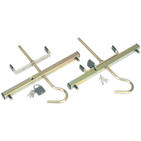 Sealey Roof Rack Ladder Clamp Kit