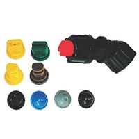 Solo 9 Piece Nozzle Set for Pressure Sprayers