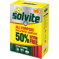 Solvite All Purpose Wallpaper Adhesive Paste