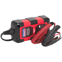 Sealey SMC11 Battery Charger Compact Auto Maintenance