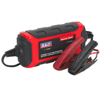 Sealey SMC12 Battery Charger Compact Auto Maintenance
