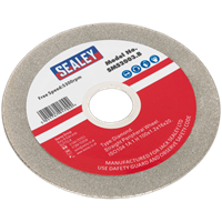 Sealey Diamond Grinding Disc for SMS2003 Saw Blade Sharpener