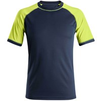 Snickers 2505 Neon Short Sleeve T-shirt