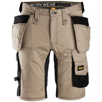 Snickers 6141 Allround Work Stretch Slim Fit Holster Pockets Shorts